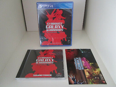 Stardust Galaxy Warriors Strickly Limited Games (Sony Playstation 4) Ps4 Neu