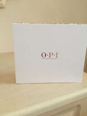 Opi Nail Polish Gift Set 5 Shades All New Full-Size 15Ml New In  Xmas Gift Box