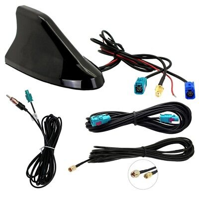 Shark Fin FM DAB Radio GPS Car Aerial Replacement Antenna