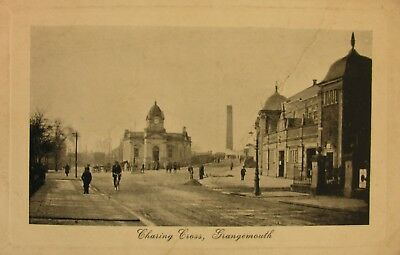 Charing Cross Grangemouth Stirlingshire Early Pc