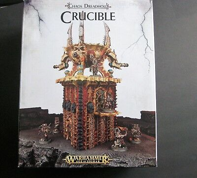 WARHAMMER Age of Sigmar Chaos Dreadhold CRUCIBLE Unopened Box Games Workshop