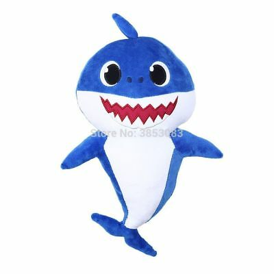 Pinkfong Baby Shark Official English Version Song Doll