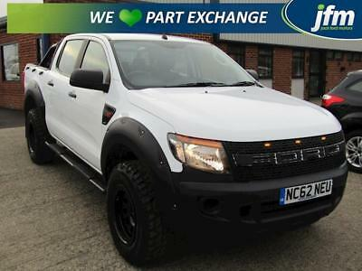 Ford Ranger Xl 4X4 Dcb Tdci Pick Up 2.2 Manual Diesel