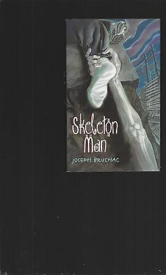 Skeleton Man by Joseph Bruchac (Only Signed Hardcover) (Native Americans)