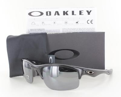 7b09f4574b Oakley Men s Polarized Bottle Rocket OO9164-01 Black Wrap New Sunglasses