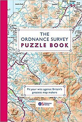 The Ordnance Survey Puzzle Book: Pit your wits against Britain's greatest map...