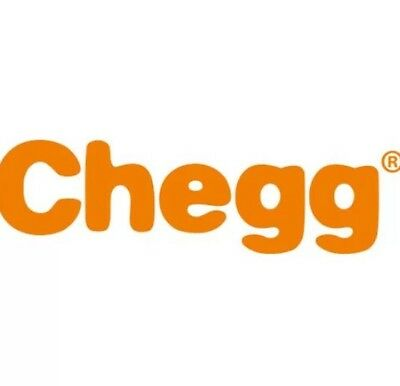 Chegg Study One Month - Access to Textbook Solutions and Expert Answers