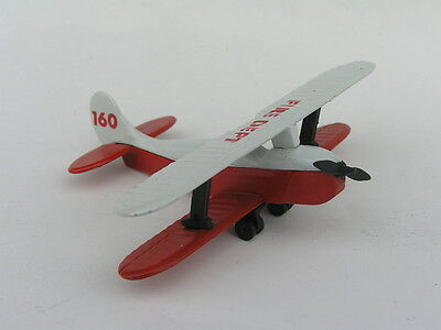 Bulgarian Matchbox Skybusters Mission Helicopter with wheels 1:120 NEW diecART Flugzeuge