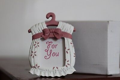 Small Baby Girl Picture Frame