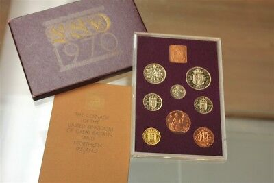 Coin Set Great Britain And Northern Ireland Proof Set 1970