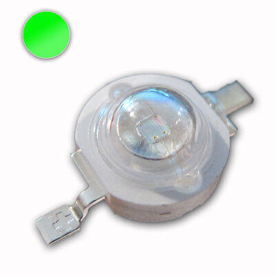 3 unidades UF = 2,2v 1w Power LED amarillo 590nm Star IMAX = 350ma