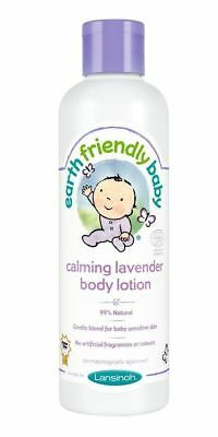 Earth Friendly Baby Calming Lavender Body Lotion Baby Hygiene Care