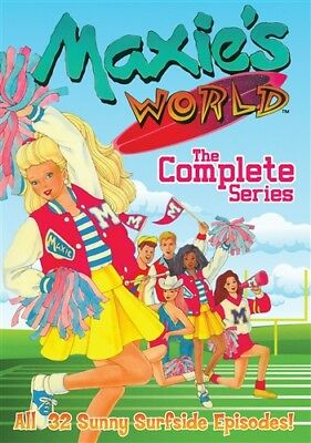 MAXIE'S WORLD COMPLETE SERIES New Sealed 2 DVD Set