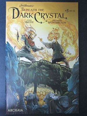 Beneath the Dark Crystal #5 - December 2018 - Archaia Comics # 2A57