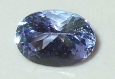 .84ct Valuable Blue Purple Tanzanite Oval Cut SPECIAL