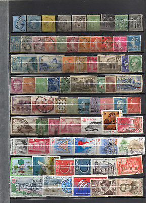 Timbres France Obliteres Dont Anciens.