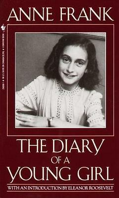 The Diary of a Anne Frank by Anne Frank (1993, Reinforced, Prebound)
