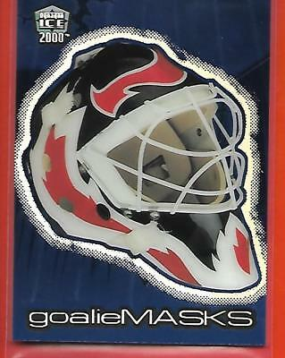 **martin Brodeur**99-00 Pacific Dynagon Ice Goalie Mask #7 (New-Jersey Devils)