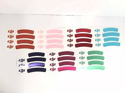Authentic DJI Stickers For Phantom 3,2,1 Drones. Pick Your Colour! Drone Decal