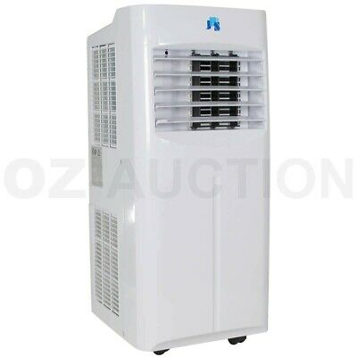 JHS8 Reverse Cycle Portable Air Conditioner Fan Heater Dehumidifier Cooler