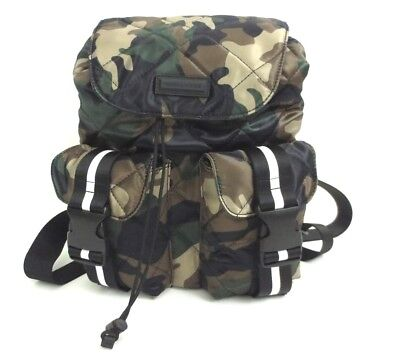db30f387ad9 New KENDALL + KYLIE HBKK-118-0033A-32 Ashley Quilted Camo BACKPACK NWT