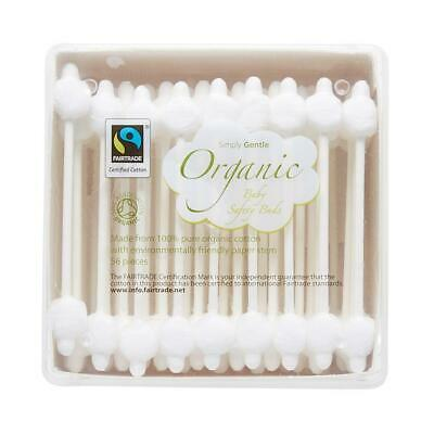Simply Gentle Organic Baby Safety Buds Eco Environmentally Friendly