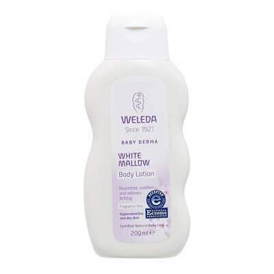 Weleda Weleda White Mallow Body Lotion Eco Environmentally Friendly