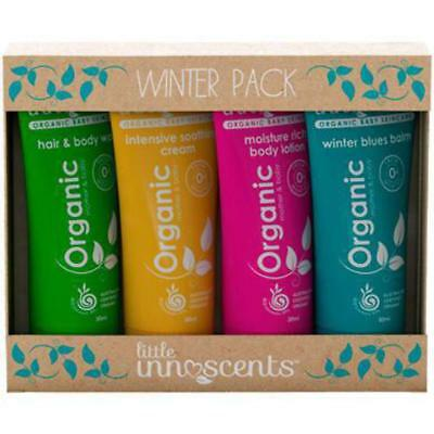 Little Innoscents Organic Winter Sample Pack Eco Environmentally Friendly