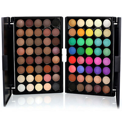 Pro 40Color Eyeshadow Cream Eye Shadow Makeup Cosmetic Matte Palette Shimmer Set