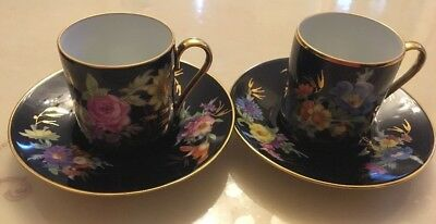 Tasse  Anc. Manufacture Royale Limoges France