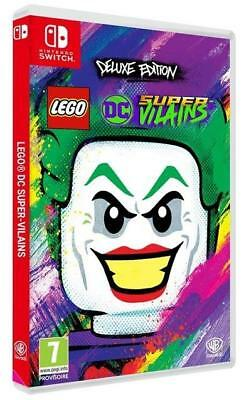 Lego Dc Super-Vilains Edition Deluxe Nintendo Switch Wa