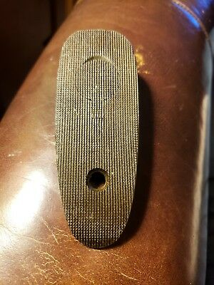 1903 springfield rifle buttplate fine checkered excellent