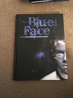 2014-2015 Blue Face Pleasant Valley High School Bettendorf IA Yearbook Nice
