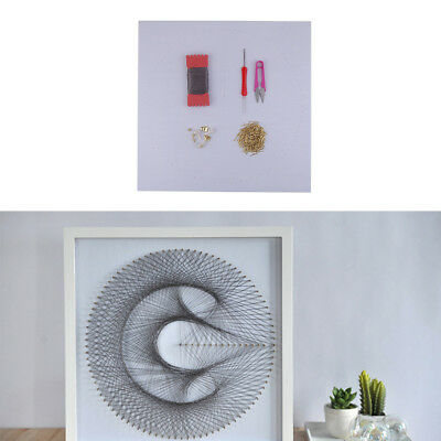 DIY String Art Starter Kits with Materials for Kids Gifts - Geometry Pattern