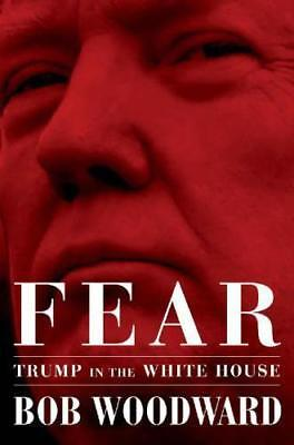 FEAR Trump in the White House By Bob Woodward 2018 EB00K / PDF