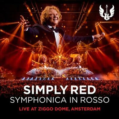 Simply Red - Symphonica In Rosso (2 Cd) New Cd