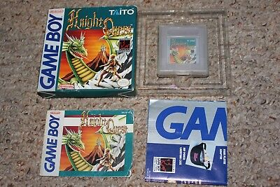 Knight Quest  (Nintendo Game Boy) Complete in Box