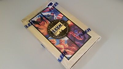 1994 Fleer - Marvel Masterpieces -  Factory Sealed Box