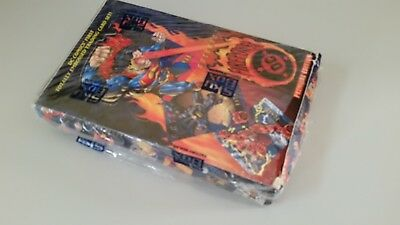 SkyBox - DC OUTBURST FIREPOWER Premiere Edition - Factory Sealed Box