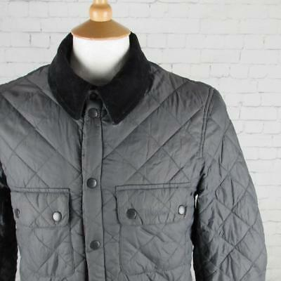 Mens Barbour Akenside Quilted Jacket Coat Terrace Casuals Shooting Small