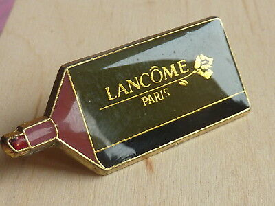 Pin's Pin Badge Mode Lancome Paris
