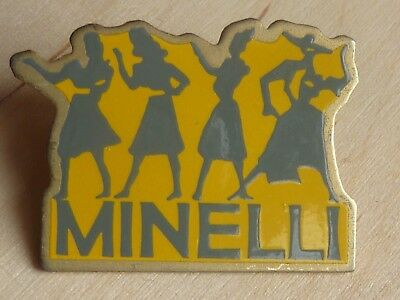Pin's Pin Badge Mode Minelli