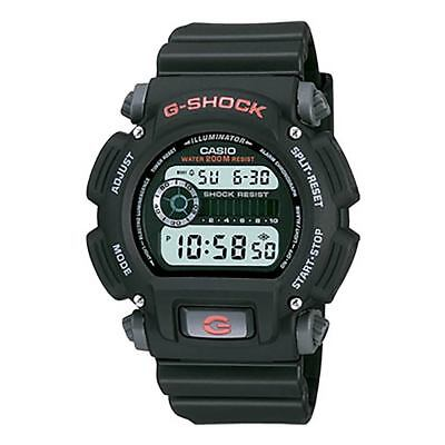 New Casio G Shock Digital Classic Watch DW9052-1V - Black