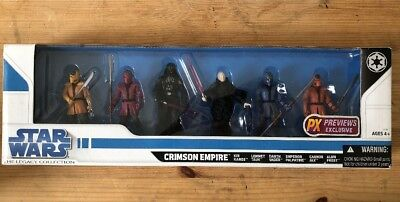 Star Wars The Legacy Collection - Crimson Empire - New & Factory Sealed
