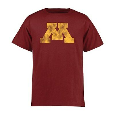 Minnesota Golden Gophers Youth Classic Primary T-Shirt - Maroon
