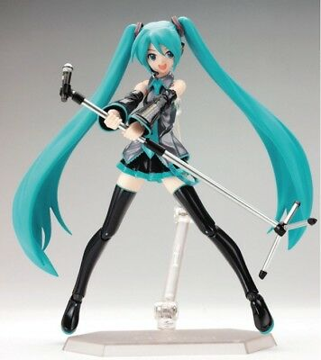 Hatsune Miku PVC Action DIVA Anime Vocaloid Figure Figurines Toy Gift