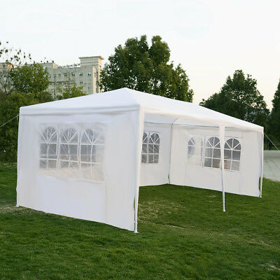 Costway 10'x20' Portable Party Tent Canopy Gazebo Patio Wedding Events