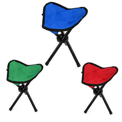 New Camping Stool Outdoor Folding Seat Hiking Fishing Festival BBQ Picnic Chair