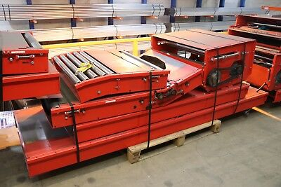Used Incline Belt Conveyor - Price Includes VAT (Please See Drawing) 850 x 7622