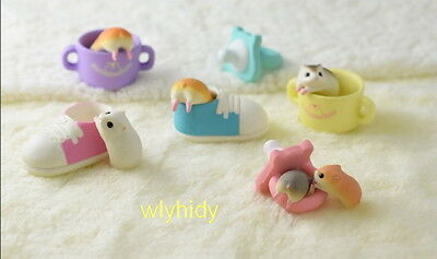 Miniatures Hamster Baby Was Born 6pcs - Epoch   , h#2